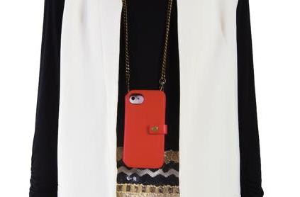 Can we all please agree to never wear our iPhones as necklaces?