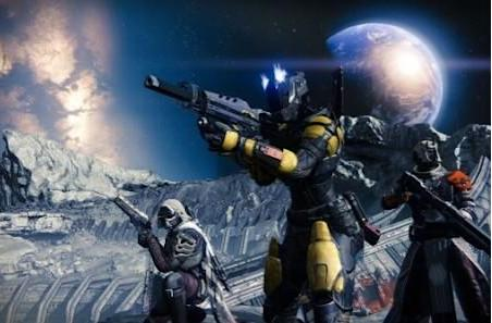 Pre-order Destiny and get beta early access