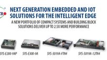 Supermicro Brings 2.5X More Performance to the Edge with New Atom C3000 Portfolio of Embedded and IoT Systems