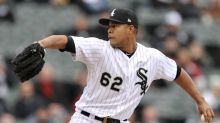 Jose Quintana returns favor to Jimmy Fallon by giving him Spanish lessons