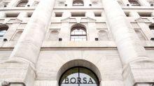 Borsa Milano sale di circa 2%, in luce titoli energia, Eni +3%