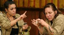 Dschungelcamp 2020: Streit um eklige Prüfung