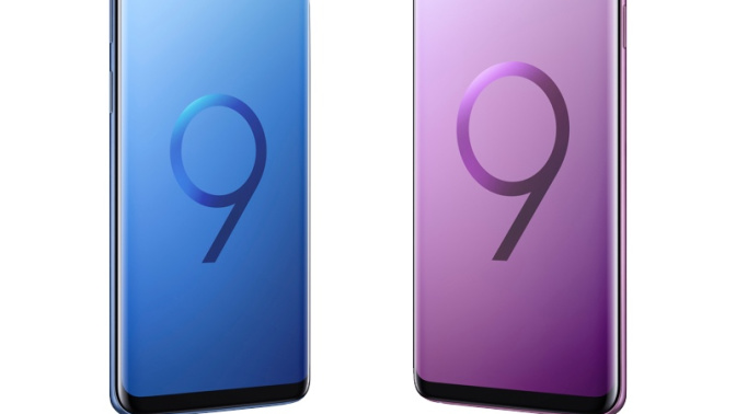 Samsung unveils Galaxy S9 and S9 Plus