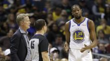Read and React: Time to get over the refs, Rockets and Warriors
