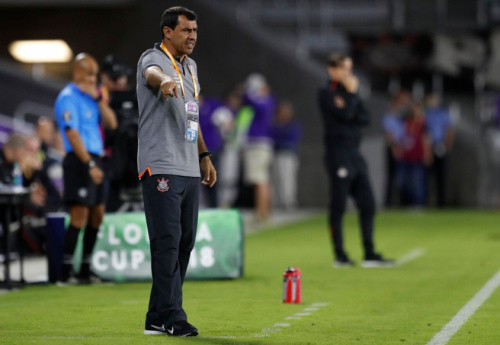 Carille aprova Florida Cup e vê Timão forte para 'ótima' estreia no Paulista