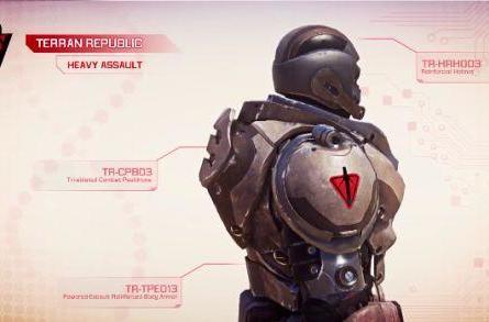 SOE reveals PlanetSide 2 Terran Republic character turnaround video