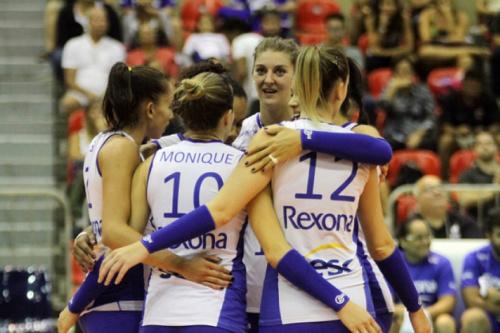 Ingressos para quinto jogo entre Rexona-Sesc e Minas estão à venda