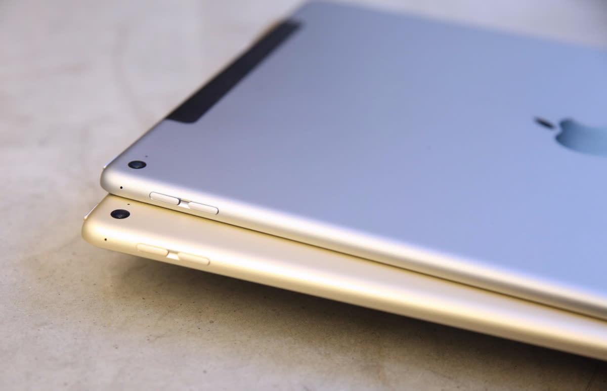 传苹果的 4 吋新 iPhone 和 iPad Air 3 将会于 3 月 18 日开卖