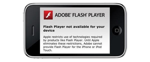 Steve Jobs publishes some 'thoughts on Flash'... many, many thoughts on Flash