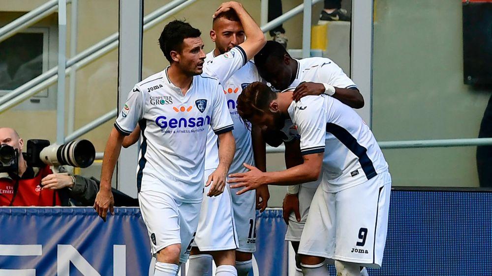 Milan-Empoli 1-2: Sprofondo rossonero, l'Europa è più lontana
