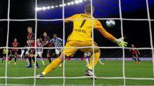 Hertha BSC: 1:3 gegen Frankfurt: Hertha erlebt einen Abend zum Vergessen
