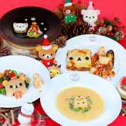 拉拉熊咖啡聖誕餐超萌!快閃店推甜甜圈