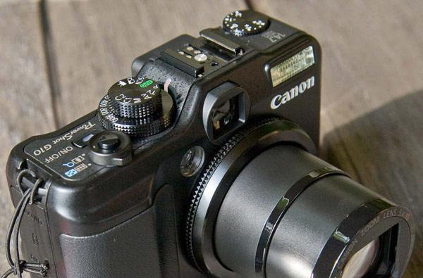 Canon PowerShot G10 reviewed