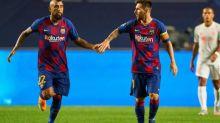 Foot - ESP - Barça - Barça: le message d'adieu de Lionel Messi à Arturo Vidal