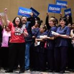 Nevada caucuses: vote counting under way in crucial contest