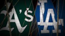 Athletics vs. Dodgers Highlights