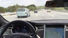 Teslas Autopilot irritiert von Burger King