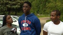 Black teen who was shot at asking for directions graduates high school early, college-bound