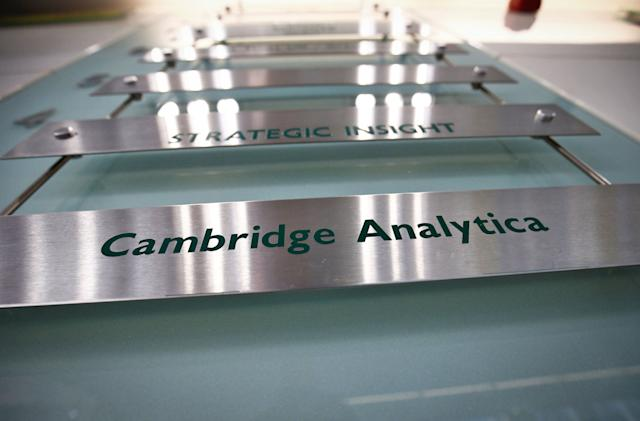 Cambridge Analytica is shutting down following Facebook scandal