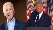 Review: Biden maintains steady lead in polls as Trump prepares to contest election