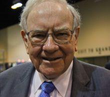 S&P 500 Up 44 Points: Buffett Fires Berkshire's Elephant Gun, Chipotle Hits All-Time High, Goldman Sachs Bearish on Economy