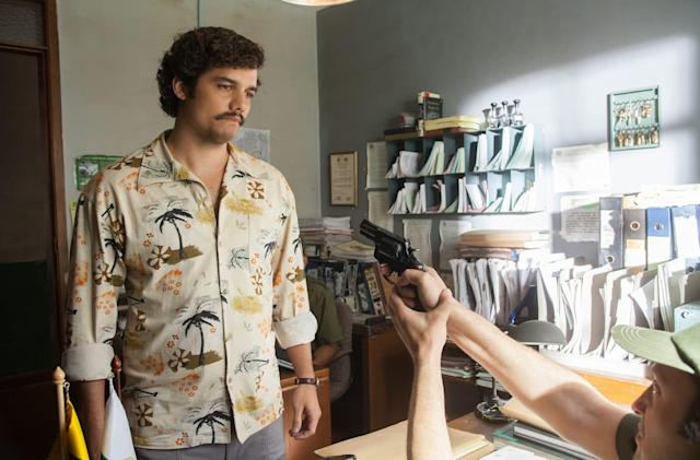 Netflix deal brings 'Narcos' to broadcast TV