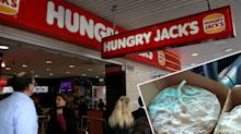 Hungry Jack's burger deemed an 'abomination'