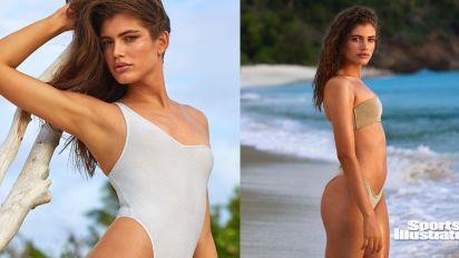 Cearense é a primeira modelo trans em revista