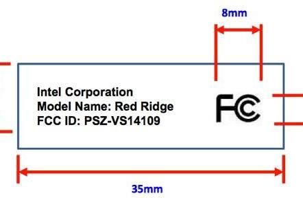 Intel Red Ridge lands in the FCC: Medfield tablet dreams are reborn