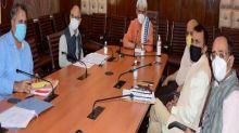 J-K LG Manoj Sinha inaugurates new education platform in Srinagar