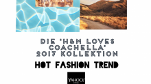 "Hot Fashion Trend: Die ""H&M loves Coachella Kollektion"""