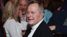 Former President George H.W. Bush Hospitalized for Low Blood Pressure One Month After Wife Barbara's Death