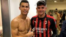 Why fans have lost it over this Cristiano Ronaldo selfie