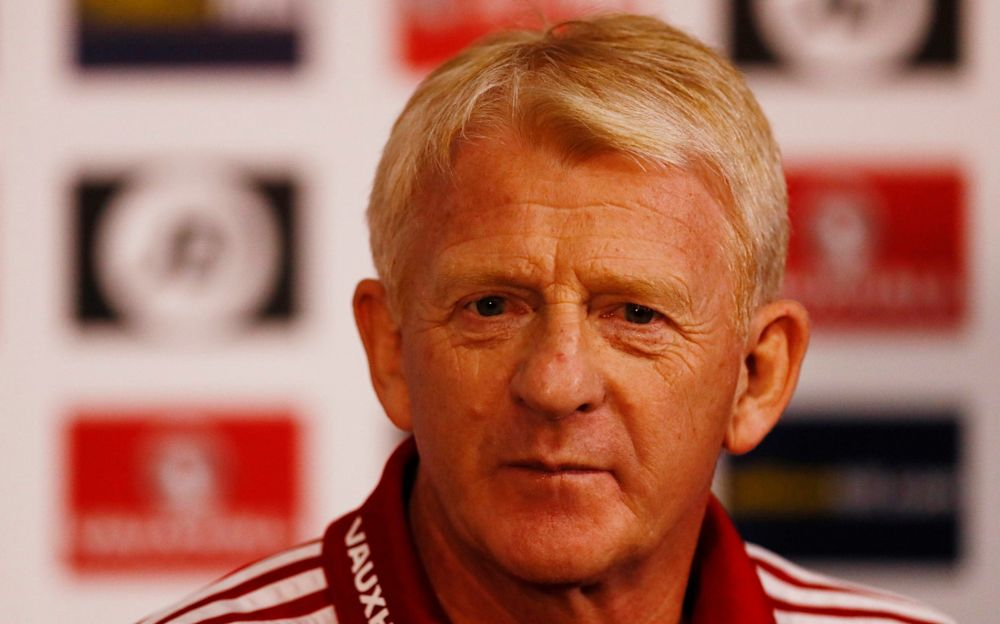 Gordon Strachan is confident the fans are behind his Scotland team - REUTERS
