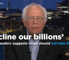 Sen. Bernie Sanders to Israel: Ban U.S. congresswoman — then don't take U.S. money.