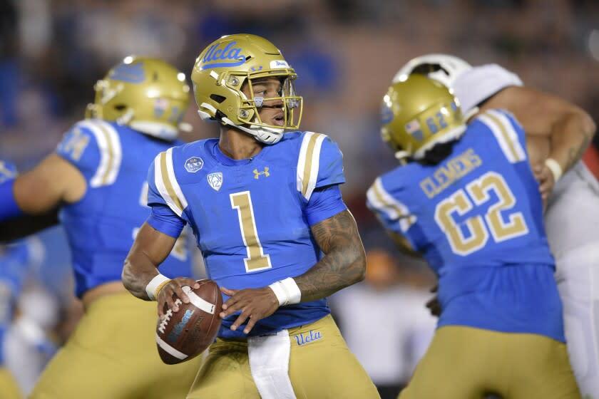 Finding Dorian Thompson-Robinson: The evolution of a UCLA quarterback