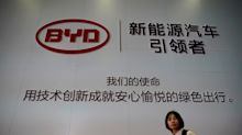 BYD, Toyota to set up research venture to develop electric vehicles