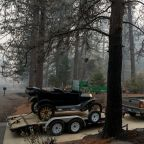 1915 Ford Model T somehow survived the California fires