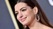 Anne Hathaway a décidé d'arrêter l'alcool pendant 18 ans pour son fils