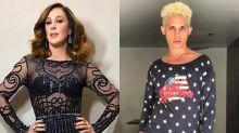 Claudia Raia nega rixa com Silvero Pereira: 'Ele é um ótimo performer'