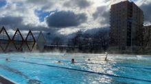 """""""Ça fait plaisir de pouvoir se décoincer !"""" : à Orléans une piscine fait le plein malgré la crise sanitaire"""