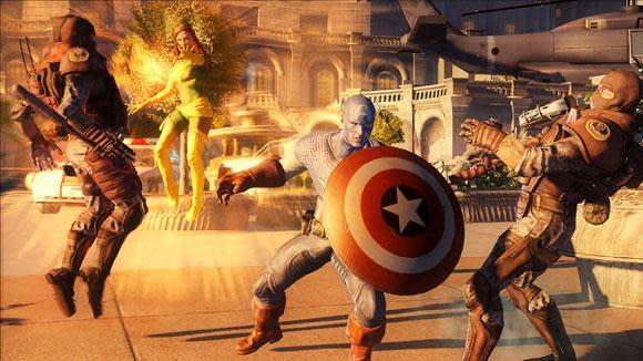Hands-on: Marvel Ultimate Alliance 2