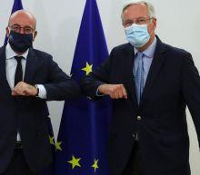 EU feels 'tide is turning' in Brexit trade talks