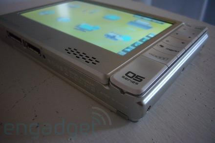 Archos 605 and 405 details, hands-on