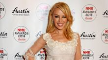 'Absolutely Fabulous' Movie Theme Recorded By Kylie Minogue