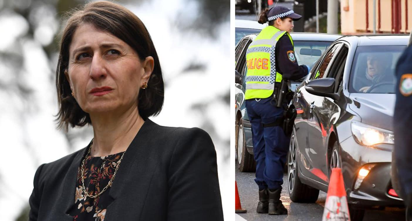Covid Australia: NSW-Victoria border to reopen, premier says