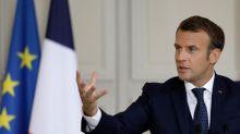 """Macron réclame le retour du Parlement européen à Strasbourg """"dès octobre"""""""