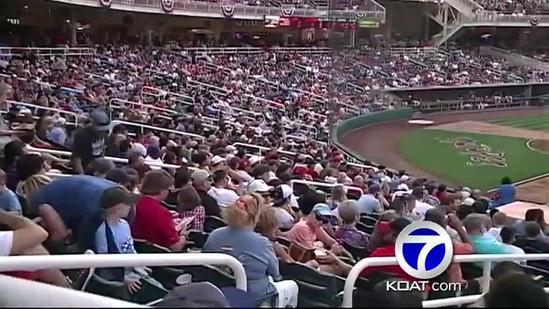 Isotopes Attendance