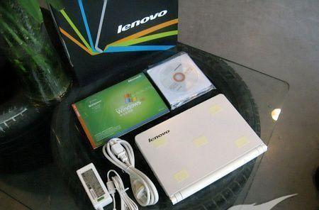 Lenovo's IdeaPad S10 unboxed to yawns, fuller bank accounts