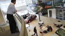 Auto dealers see slowing sales, sparking fears that a long-expected decline is here